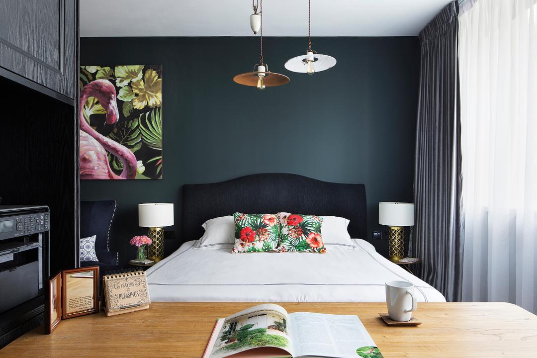Hãy sáng suốt khi chọn màu sơn tường